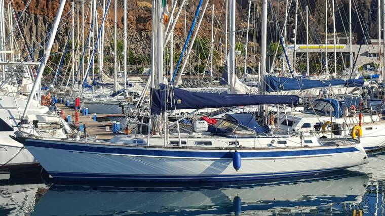 Merlin HR46 | La Gomera | Canaries