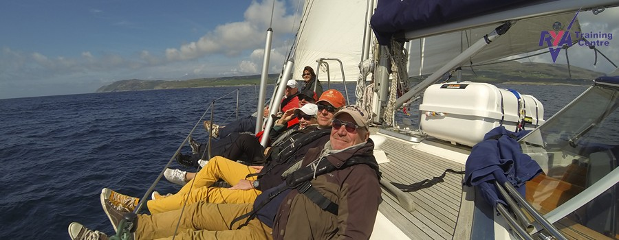 Corporate Events - Carbery Sailing | West Cork | Ireland