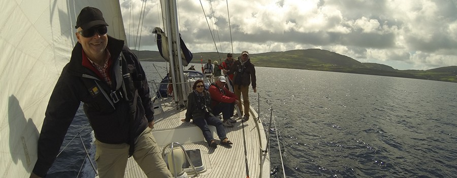 Day Sail - Carbery Sailing | West Cork | Ireland