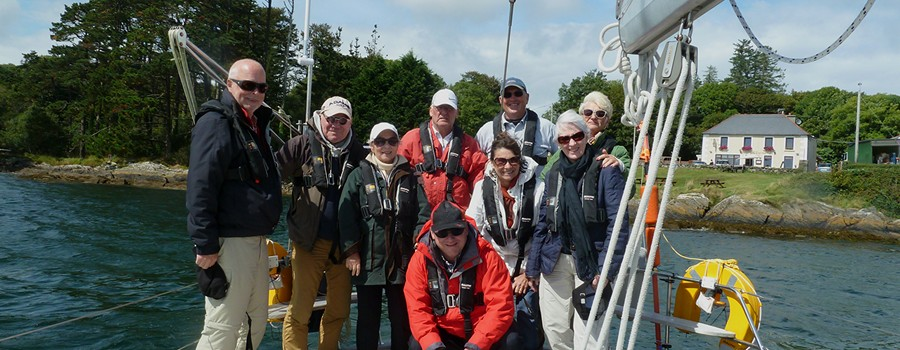 Half-Day Sail - Carbery Sailing | West Cork | Ireland