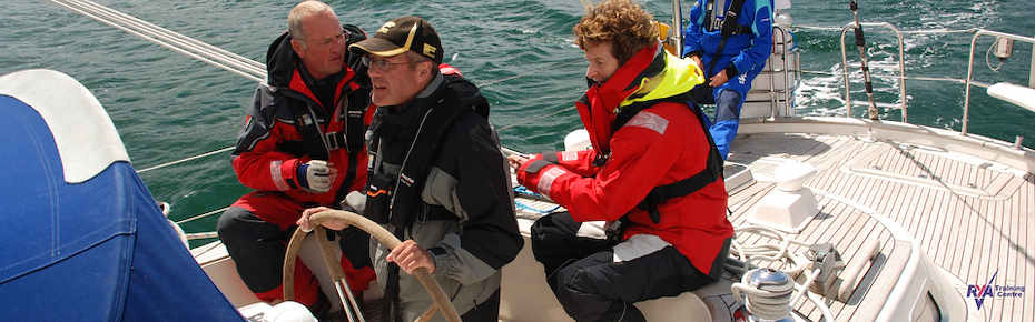 RYA Sail Training Courses | West Cork | Ireland