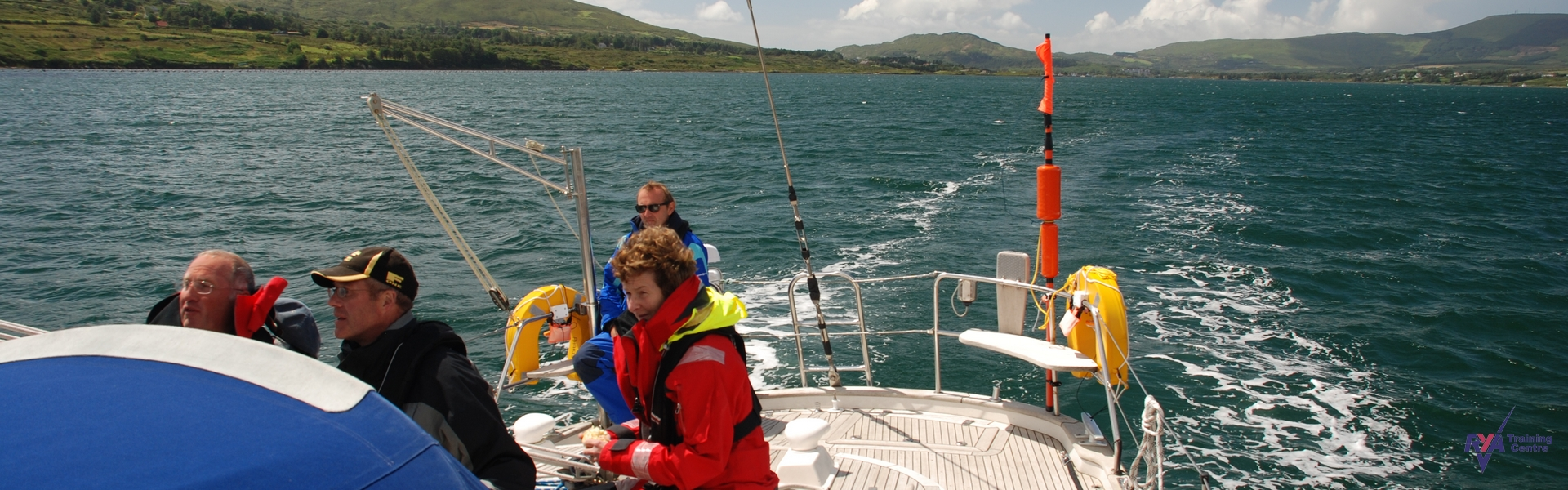 RYA Coastal Skipper Course | West Cork | Ireland