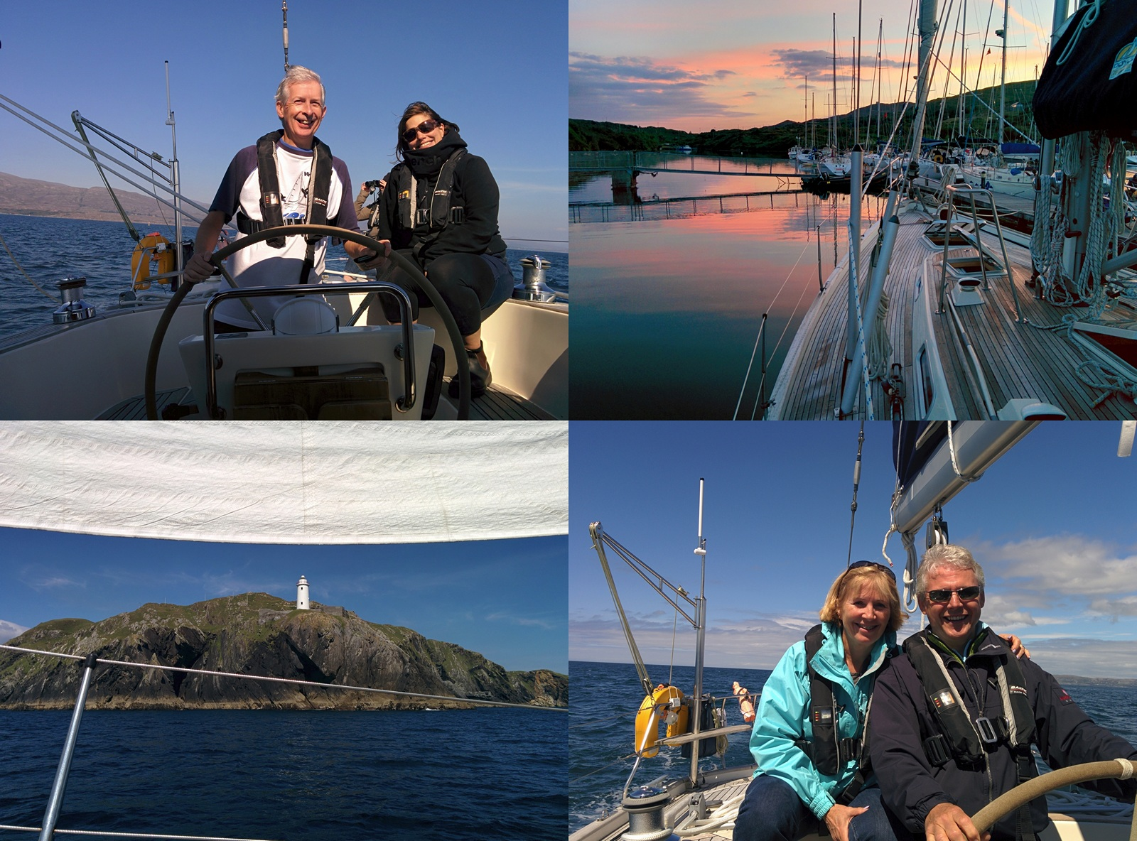RYA Start Yachting - West Cork - Ireland