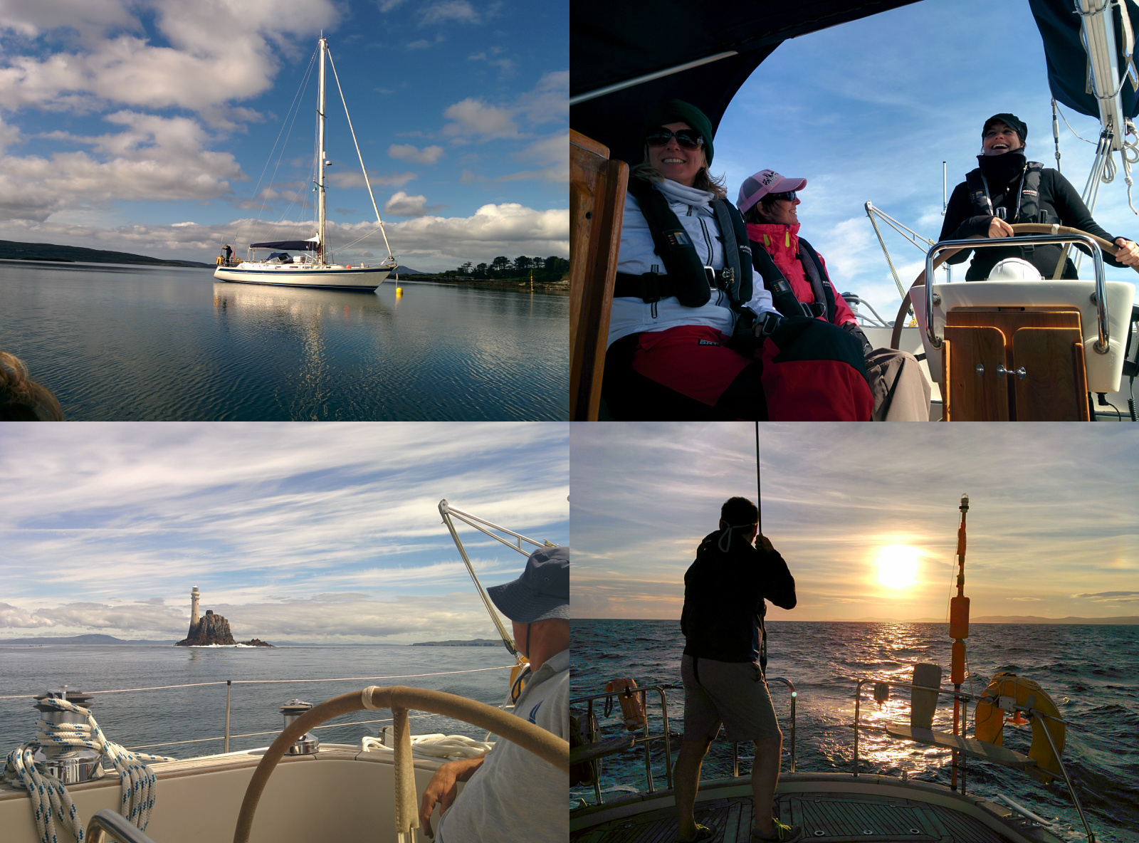 RYA Competent Crew - West Cork - Ireland