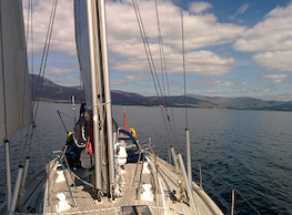 Own Yacht Tuition - West Cork - Ireland