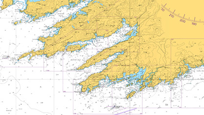 RYA Sailing Training Area - West Cork - Ireland
